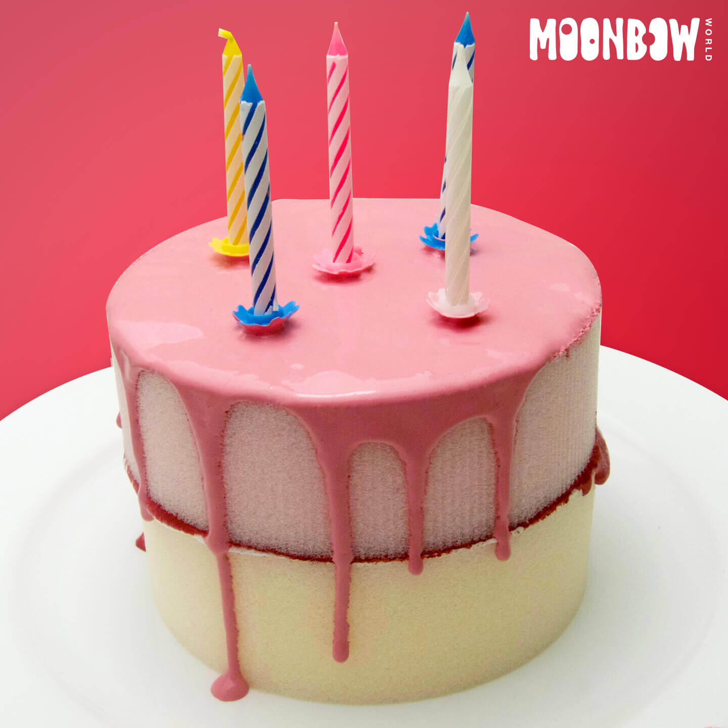 Play food / pretend birthday cake with candles.