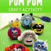 Pom Pom Faces Craft