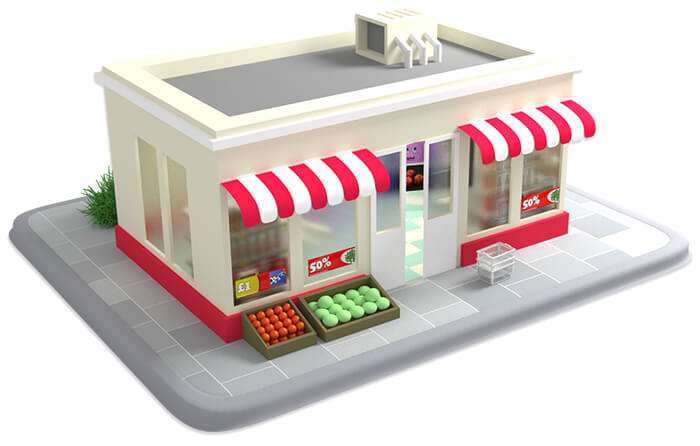 Supermarket / Grocery Store