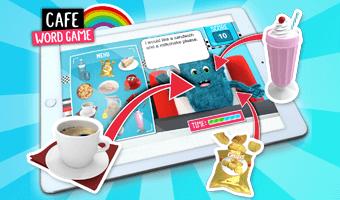 Cafe Vocabulary Game (British English)