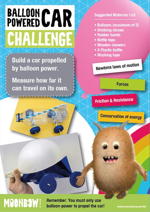 Challenge poster.